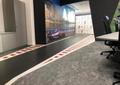 Racetrack -Sportpesa head office – The Liver Building