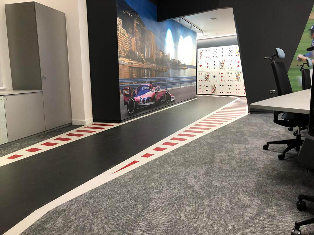 racetrack-flooring-design-marmoleum-forbo-grey-carpet tiles- liverpool-khflooring