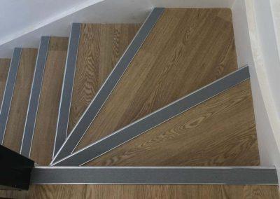 Stair Nosings & Safety Flooring Oldham