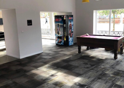 Student Accommodation Flooring Liverpool