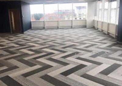 Office Flooring Salford