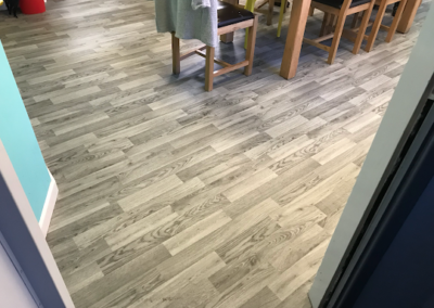 Dining Room Safety Floor Oldham
