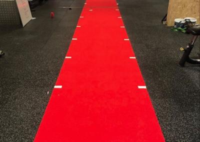 Gym Flooring Oldham