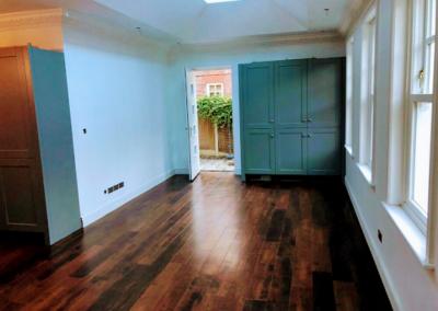 LVT Kitchen Floor Manchester