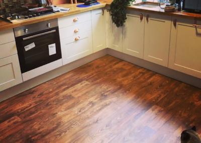 Kitchen flooring Saddleworth