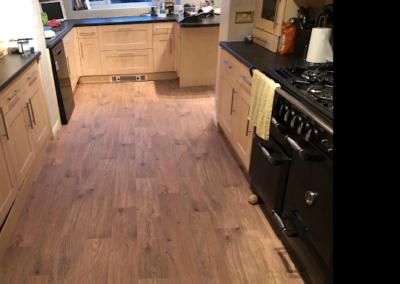 Kitchen Flooring Oldham